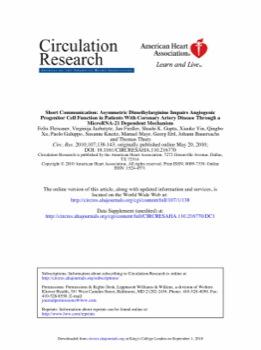 Publications 2010