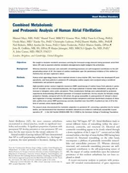 Publications 2008