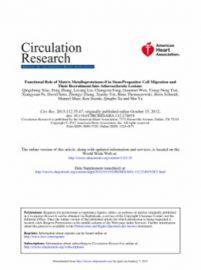 Publications 2013
